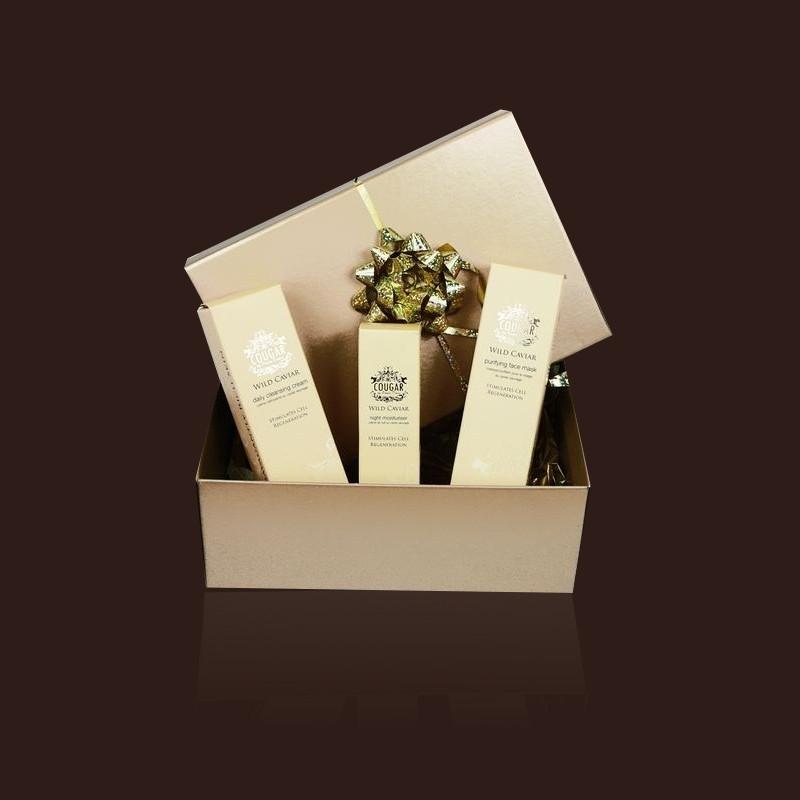Výhodný balíček kozmetiky s kaviárom Cougar
