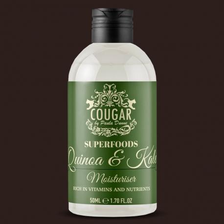 Hydratačný krém s extraktmi z quinoa a kelu