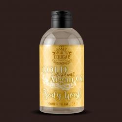 Sprchový gél s extraktom zo zlata a arganového oleja