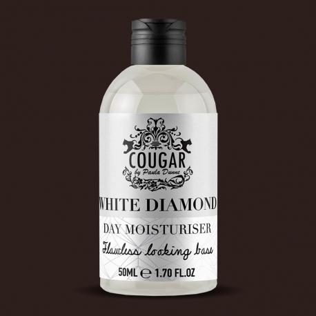 Denný krém s extraktom z bielych diamantov