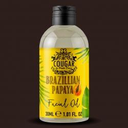 Olej na tvár s extraktom s papájou a kyselinou hyalurónovou