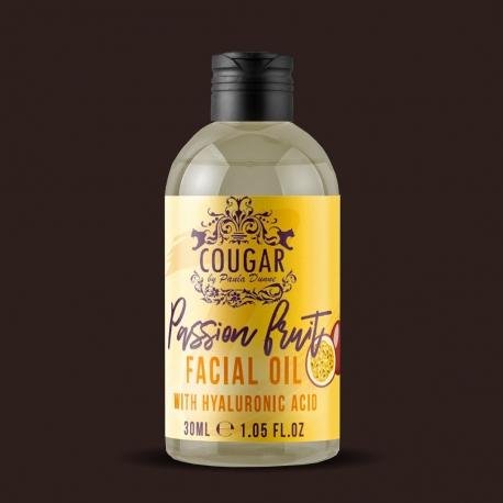 Olej na tvár s extraktom z maracuje a kyselinou hyalurónovou