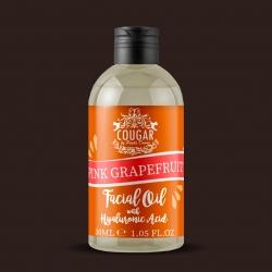 Olej na tvár s extraktom z ružového grapefruitu a kyseliny hyalurónovej