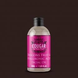 Olej na tvár s extraktom z pitaya a kyseliny hyalurónovej