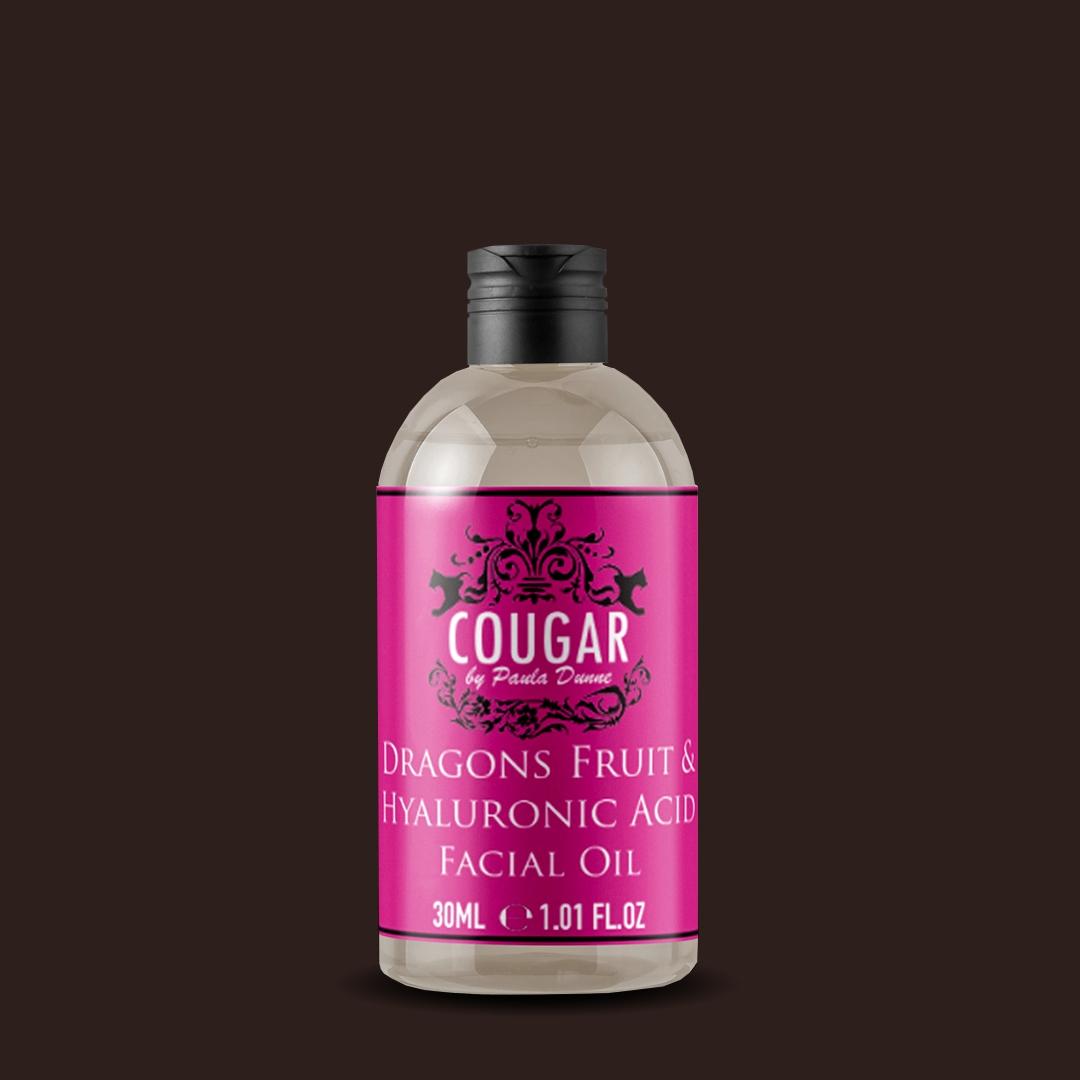 Olej na tvár s extraktom z pitahaya a kyseliny hyalurónovej