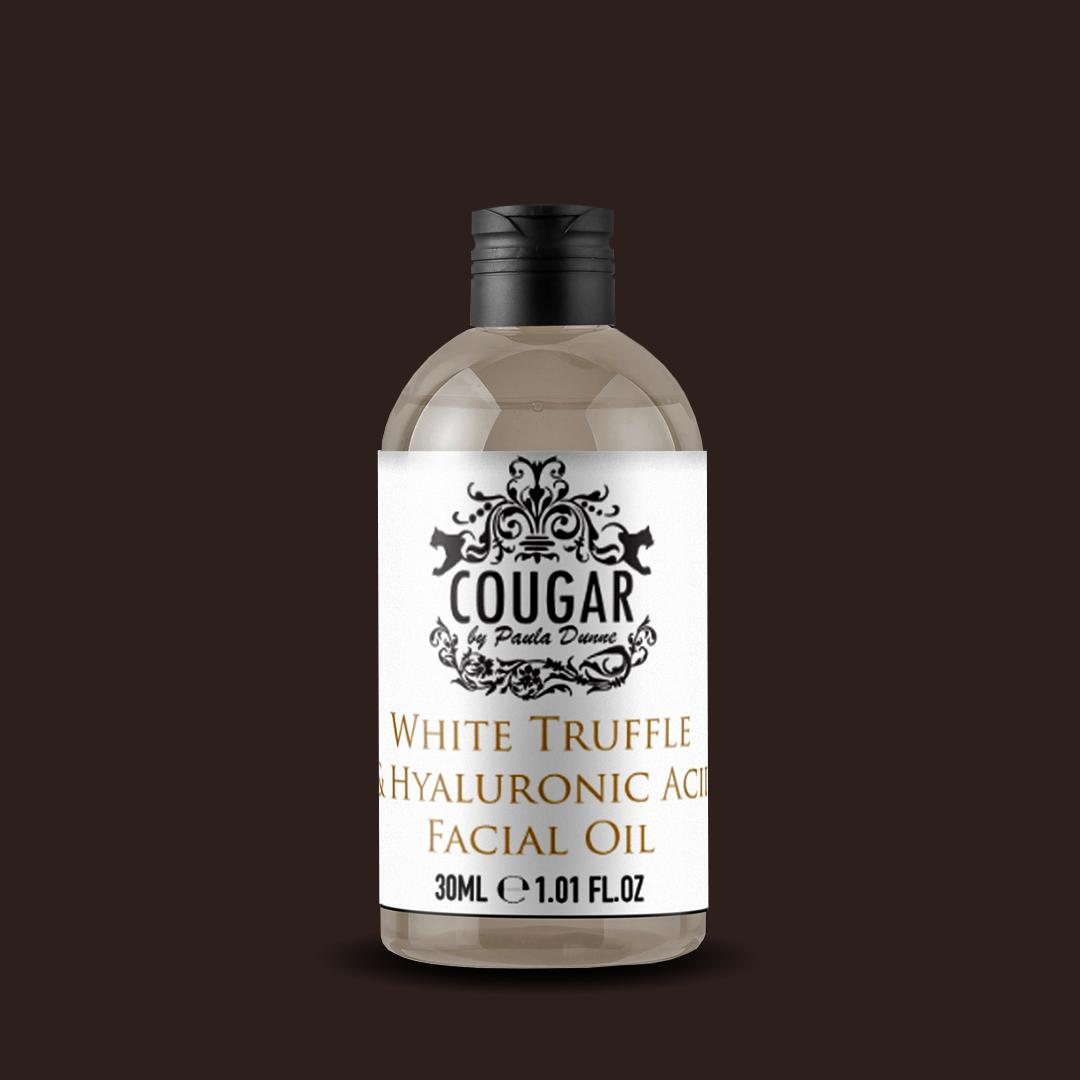 Pleťový olej z hľuzovky bielej s kyselinou hyalurónovou