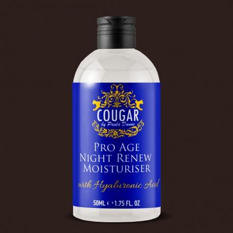 Nočný hydratačný a regeneračný krém PROAGE