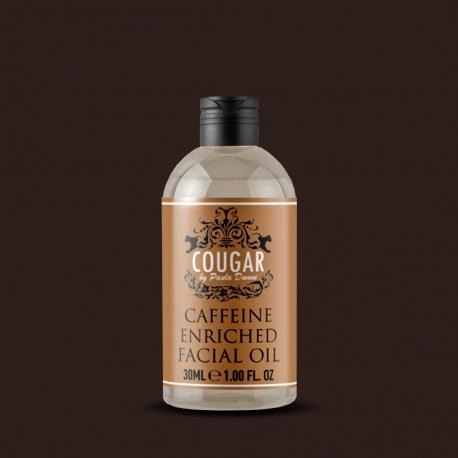 Olej s kyselinou hyalurónovou obohatený o kofeín