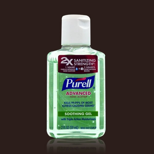 Dezinfekčný gél na ruky PURELL Advanced Soothing Gel