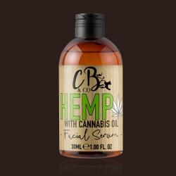 Pleťové sérum HEMP s konopným olejom