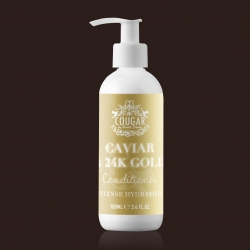 Vlasový kondicionér s extraktom z kaviáru a 24K zlata