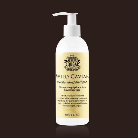 Šampón s extraktom z kaviáru