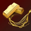 Zlato a arganový olej